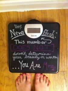 afvallen dieet afslanken lijnen weegschaal
